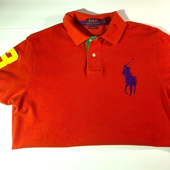 0c1d89947 Polo Ralph Lauren Big Pony Men s Medium Shirt. M 5b1355c234a4ef62e3c86686